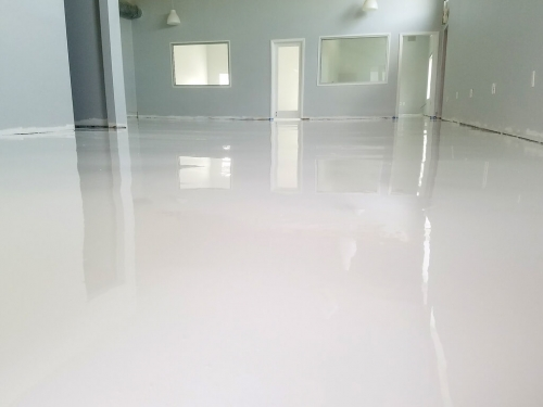 Garage Floor Epoxy Coating Flooring For Homes